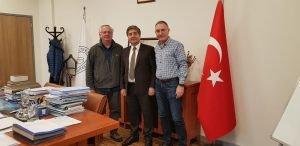 ХНУРЕ буде реалізовувати спільні проекти з турецькими колегами