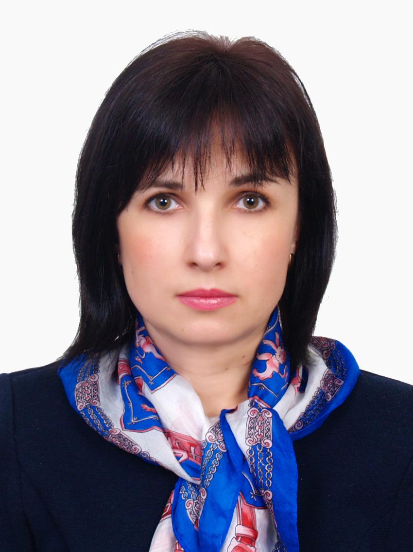 Оксана Вікторівна Чала