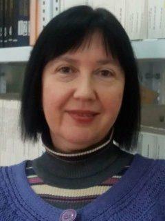 Любов Миколаївна Чижевська