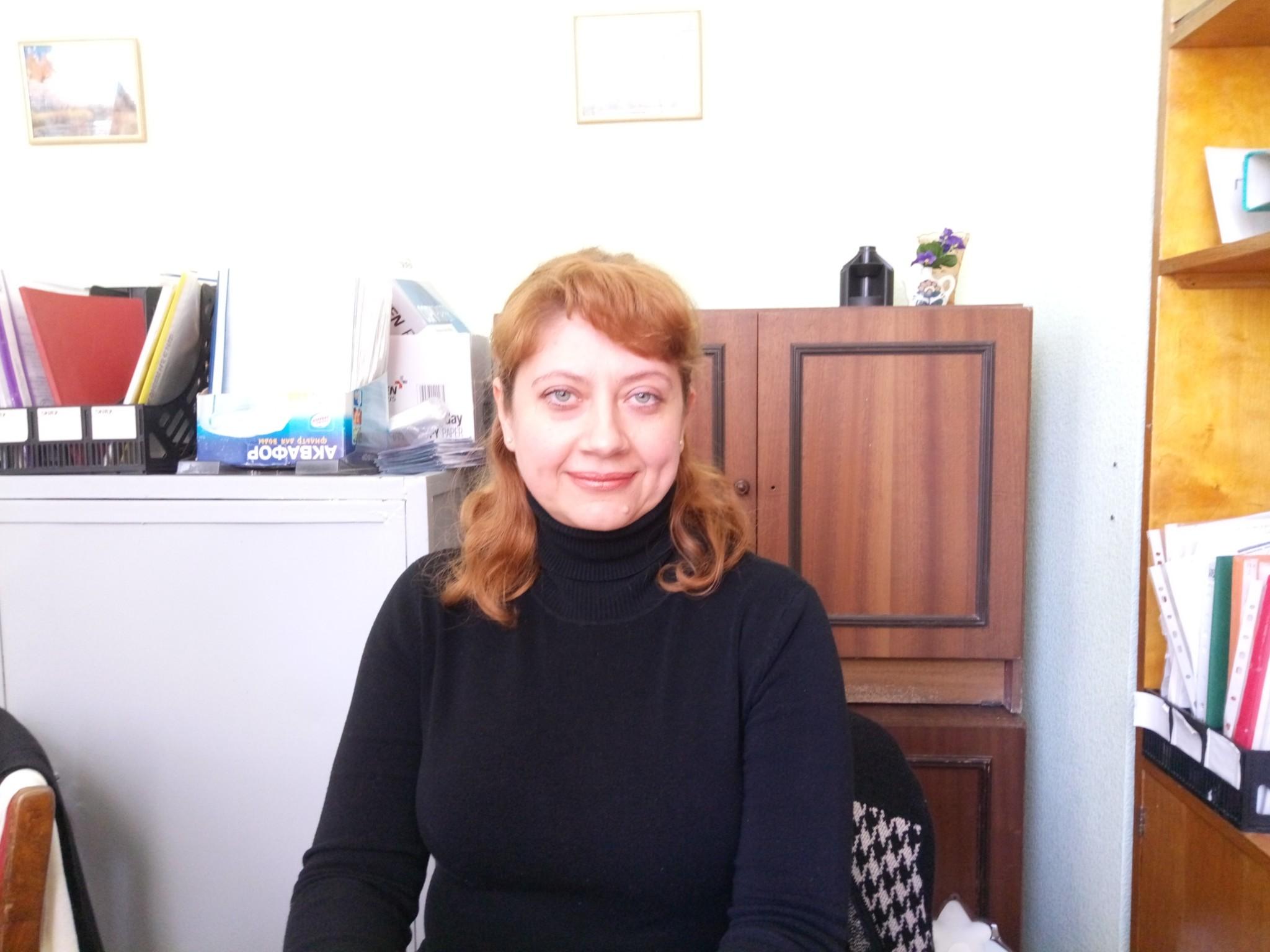 Вікторія Григорівна Сухіна