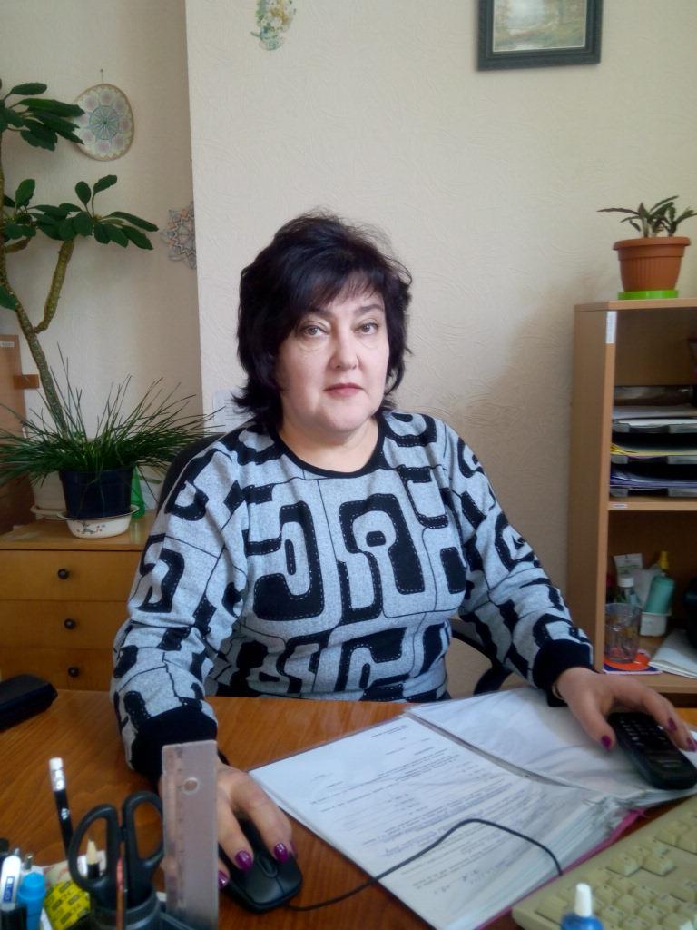 Олена Олександрівна Доценко