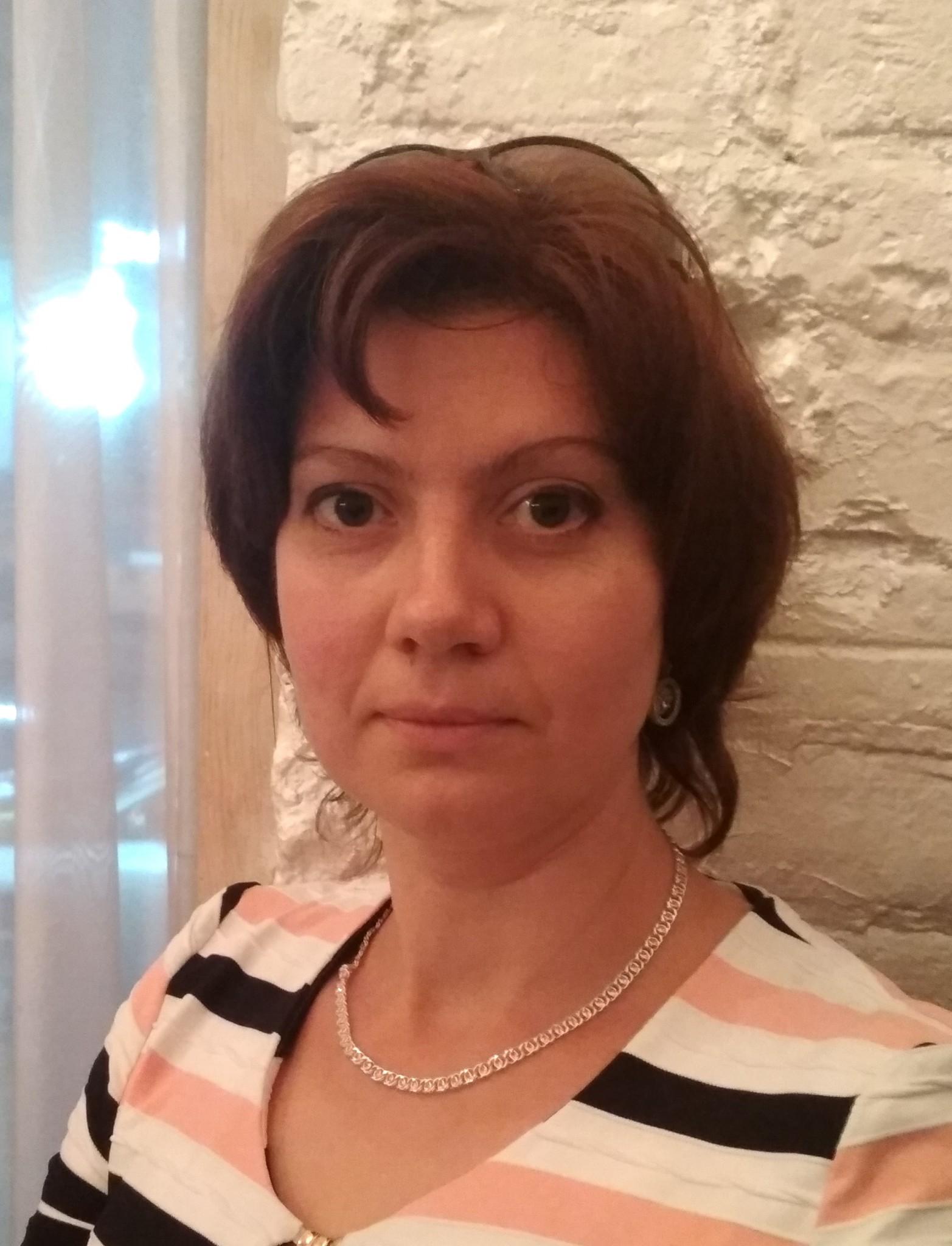 Надія Валентинівна Гибкіна