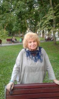 Людмила Павлівна Гладка