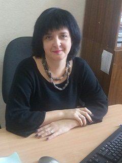Інна Миколаївна Горохова