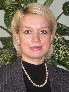 Тетяна Геннадіївна Комарова