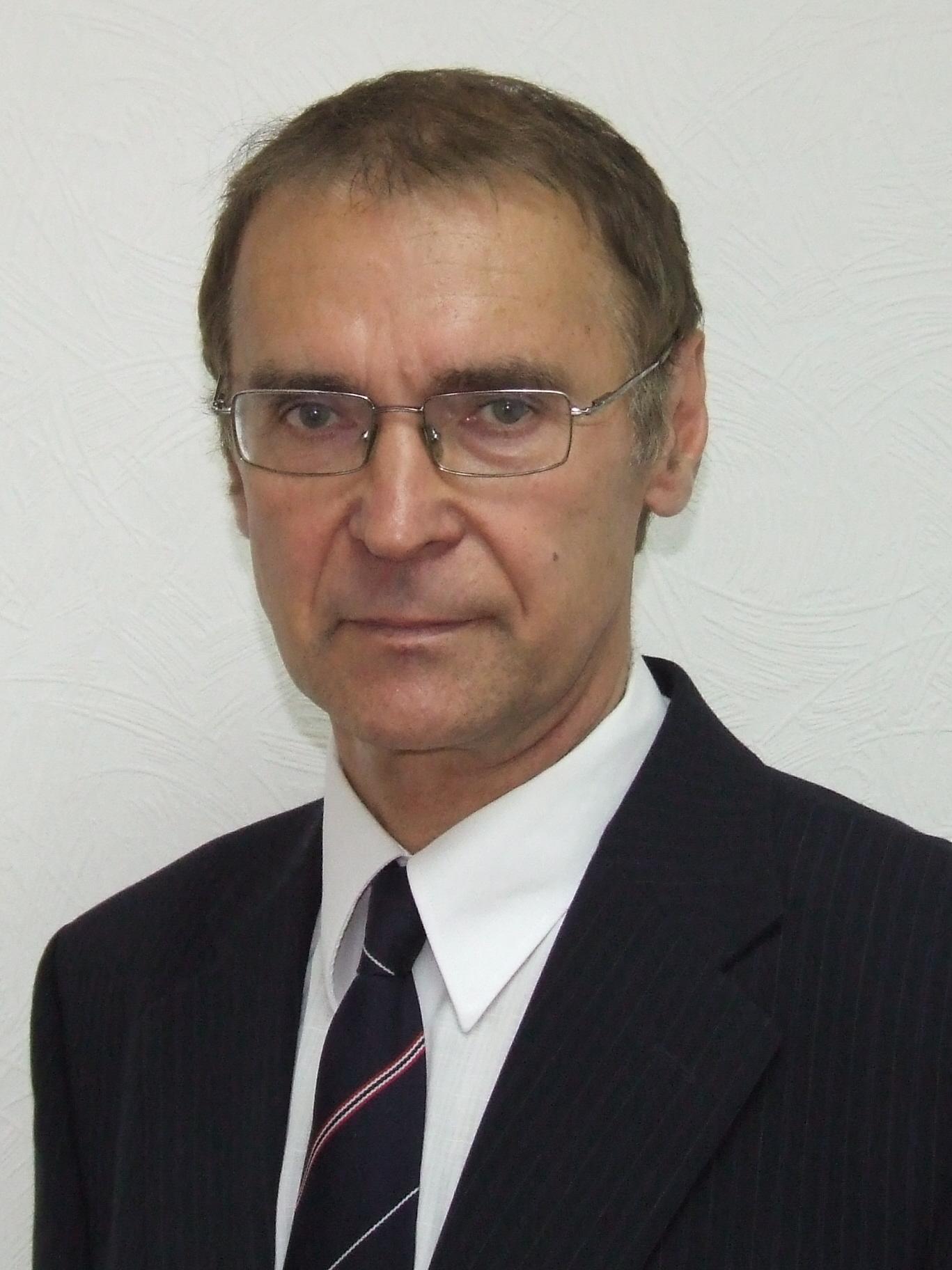 Олег Григорійович Руденко