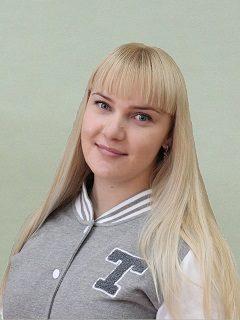 Світлана Владиславівна Пономарьова