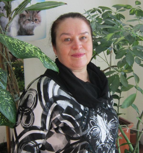 Вікторія Іванівна Шеховцова