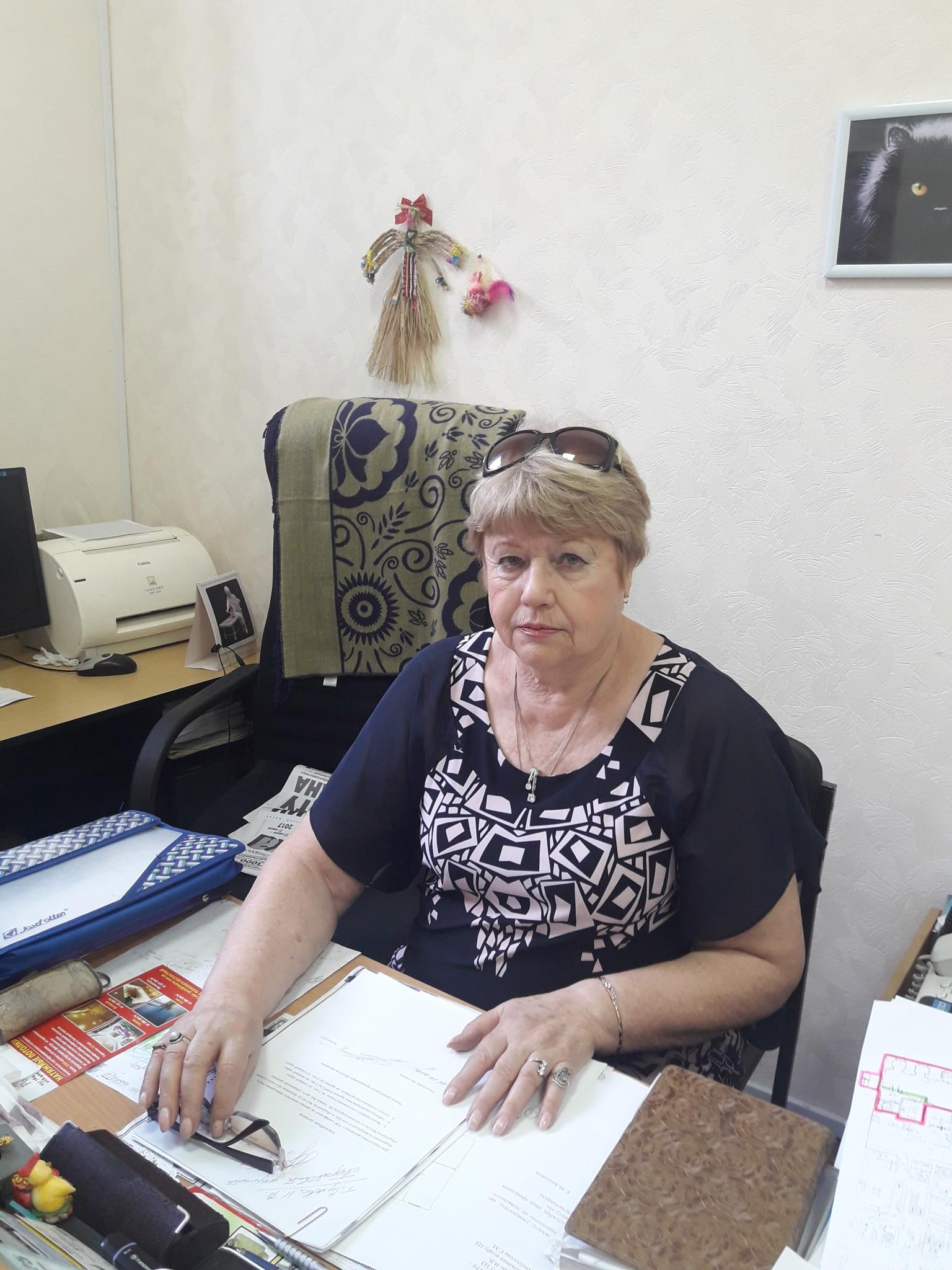 Ніна Олександрівна Сухова
