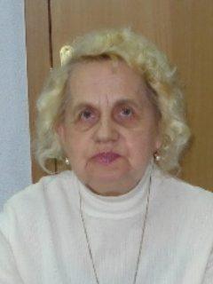 Людмила Михайлівна Волкова