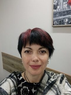 Ольга Григорівна Ворочек