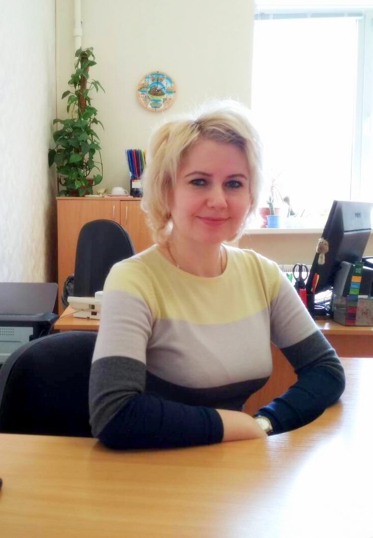 Вікторія Миколаївна Гокова