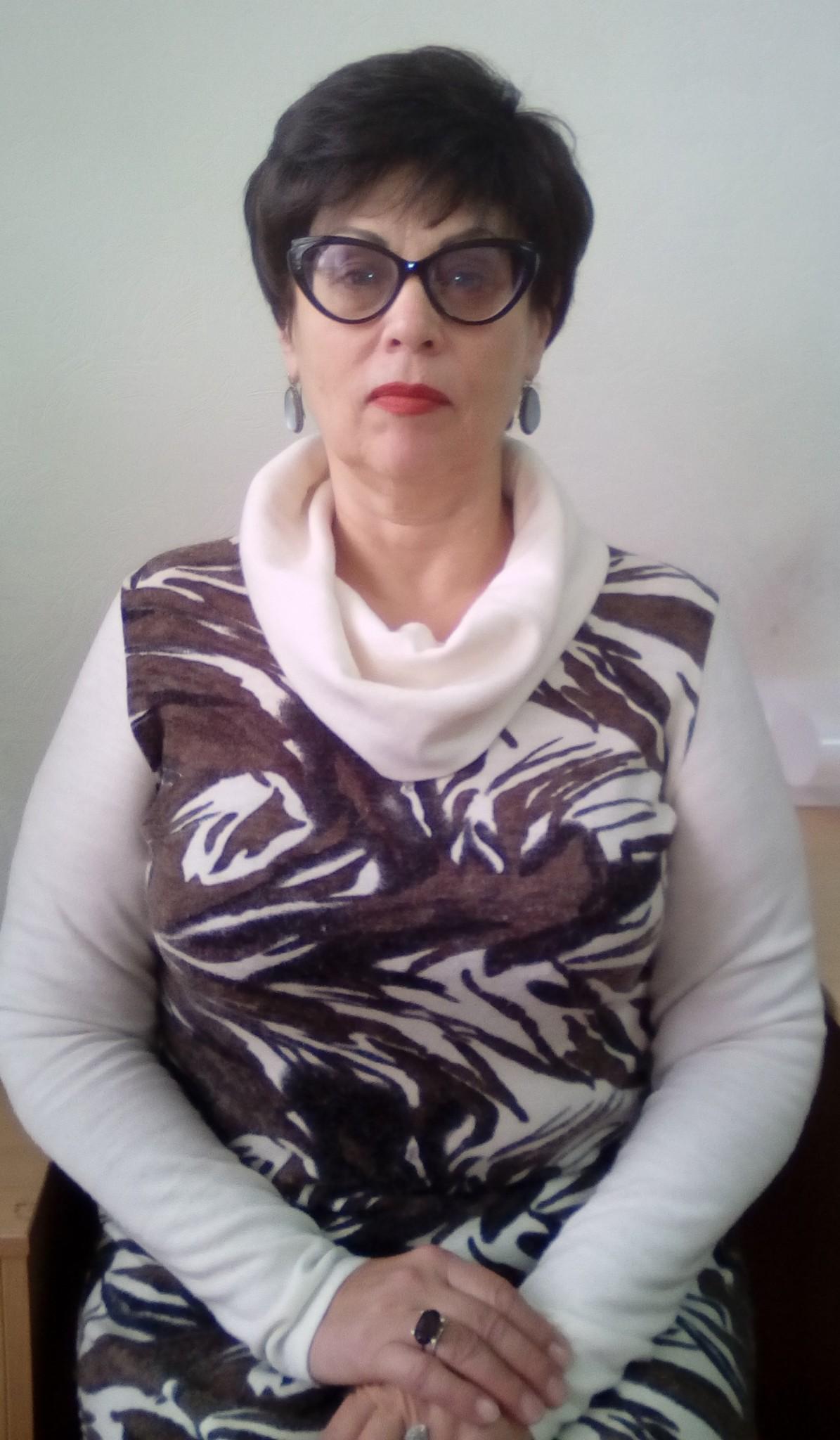 Наталія Володимирівна Ігуменцева