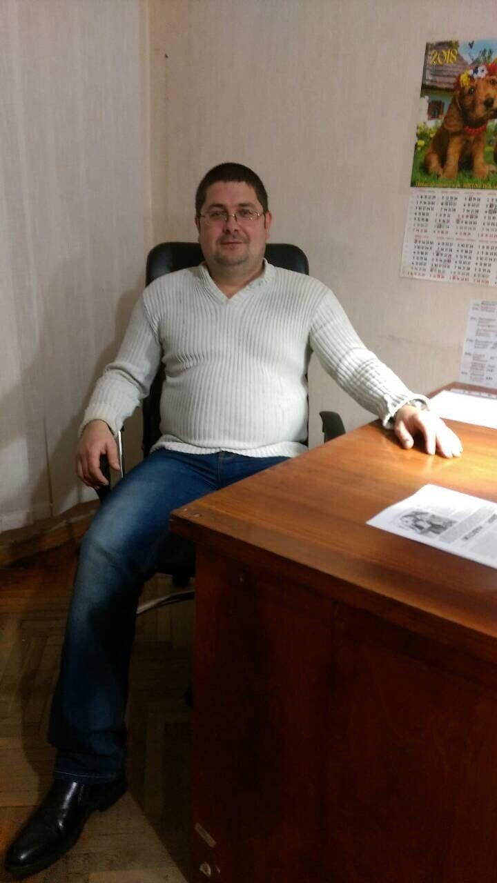 Віталій Георгійович Чепрасов