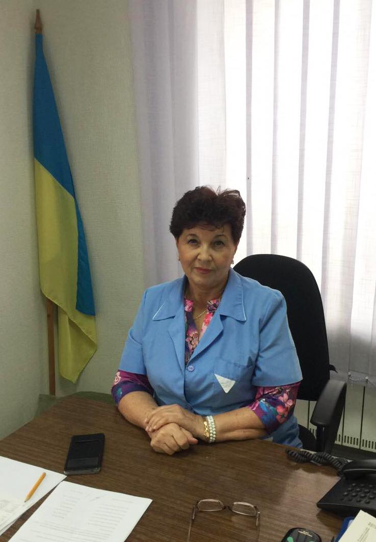 Зоя Іванівна Маракіна