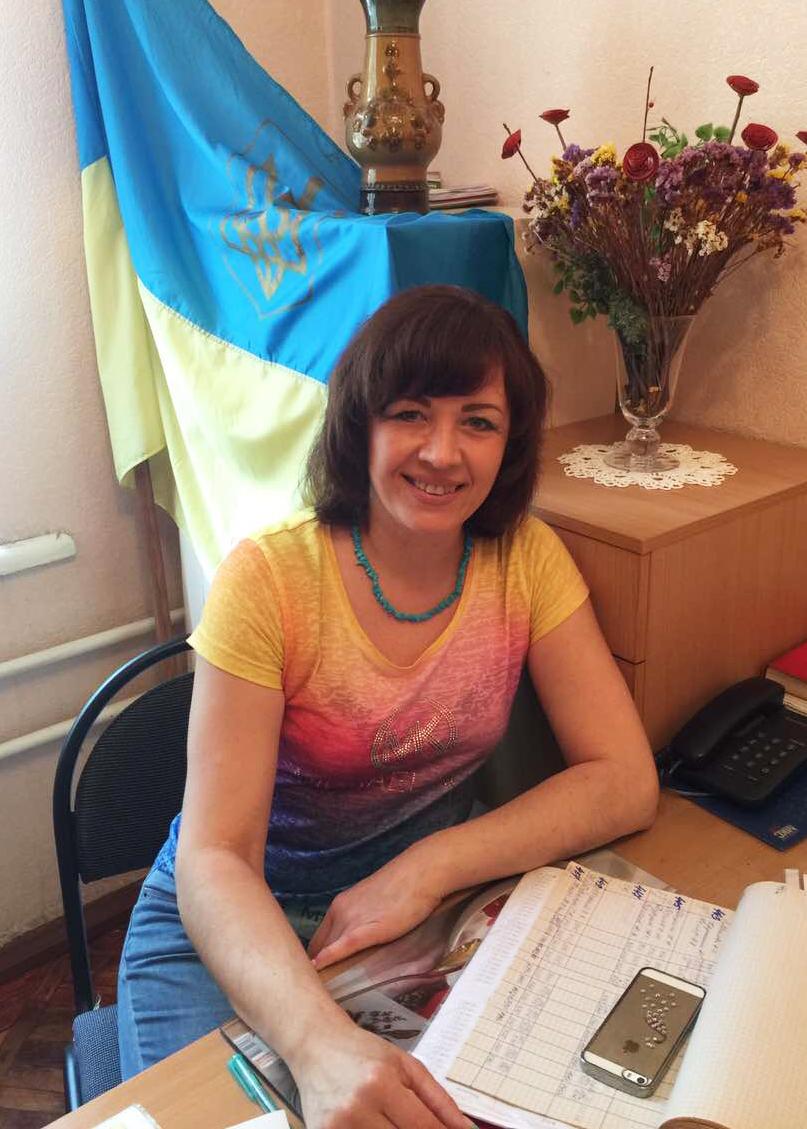 Ірина Володимирівна Мотора
