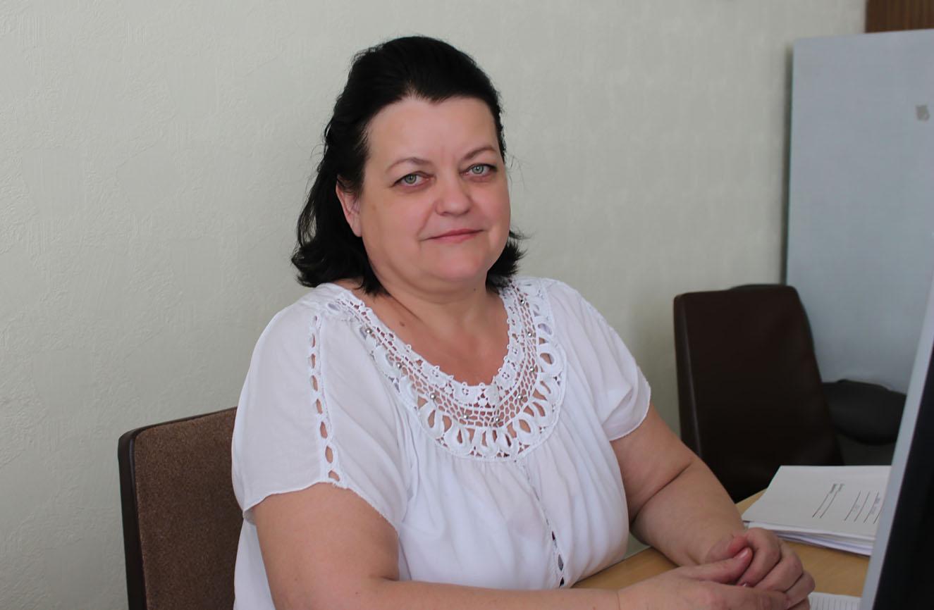 Наталія Сергіївна Загребельна