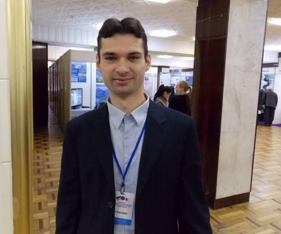 Юрій Тимофійович Жолудов
