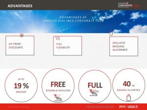 Partnership between NURE and Turkish Airlines