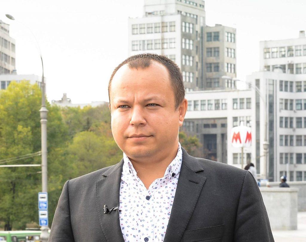 Vasili Rossikhin is an Honored Worker of Education of Ukraine