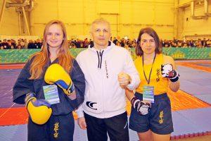 Студентки ХНУРЭ одержали победу на чемпионате Украины по хортнгу