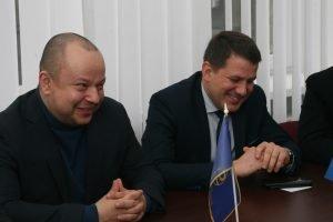 У ХНУРЕ обговорили можливість співпраці з Університетом прикладних наук Вільнюса