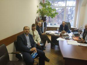 Представникам ХНУРЕ презентували проект Європейського консорціуму