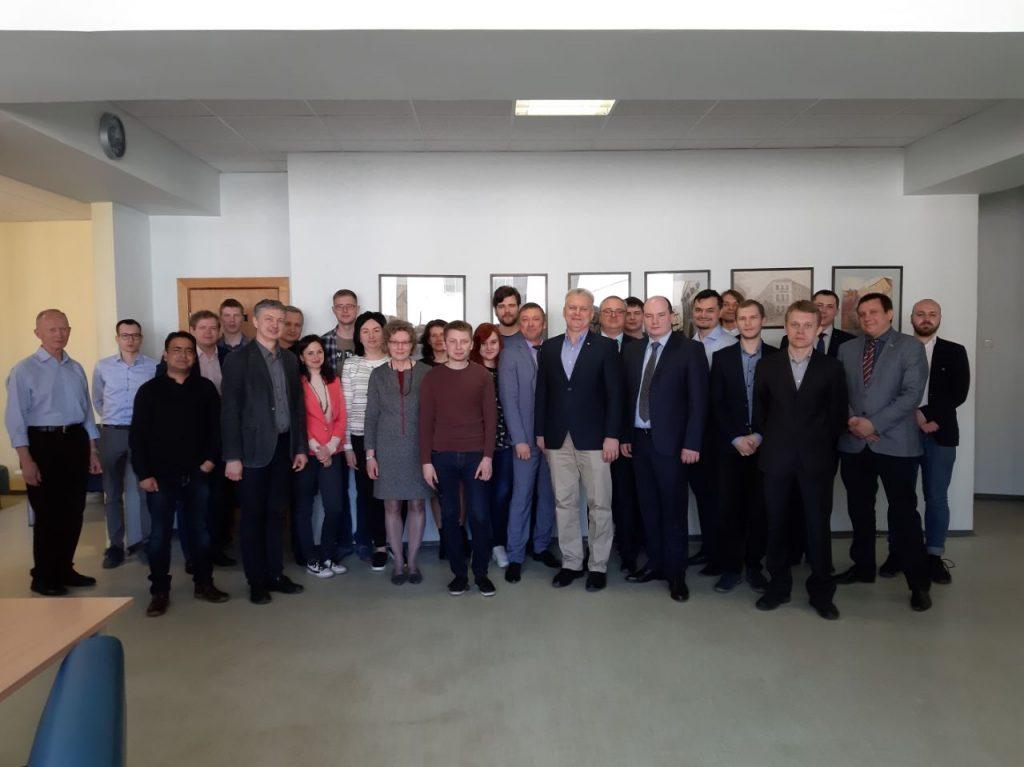 ХНУРЭ принял участие в Международной конференции «eStream 2019» в Вильнюсе