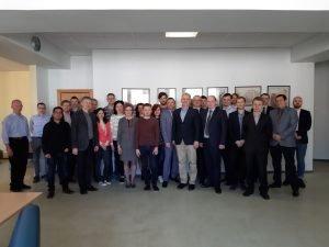 "NURE took part in the International Conference ""eStream 2019"" in Vilnius"