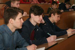 В ХНУРЭ проходит II тур Всеукраинской олимпиады для профессиональной ориентации абитуриентов