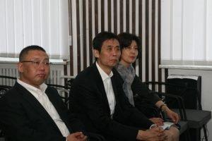 ХНУРЕ відвідала делегація урядовців КНР