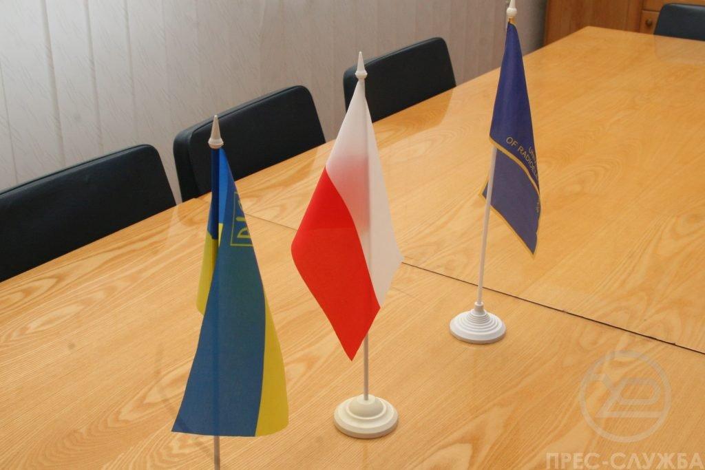 Валерий Семенец встретился с польскими коллегами