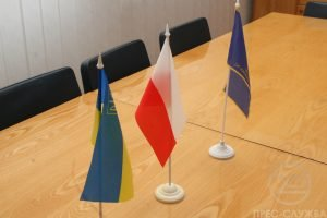 Valerii Semenets met with a delegation of teachers from the Republic of Poland