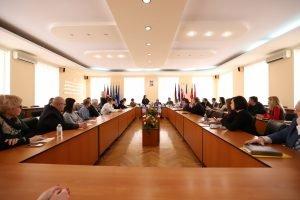 Керівництво ХНУРЕ взяло участь у нараді з проблем сталого розвитку України