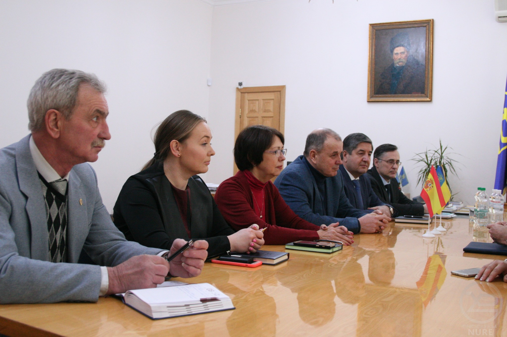 University of Valladolid will collaborate with NURE   NURE
