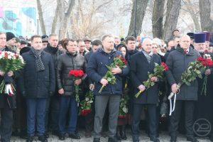 В Харькове отметили годовщину вывода войск из Афганистана