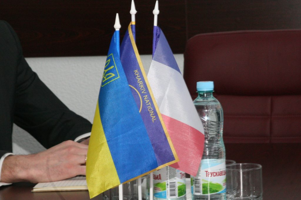 ХНУРЕ та Альянс Франсез обговорили можливості розширення співпраці
