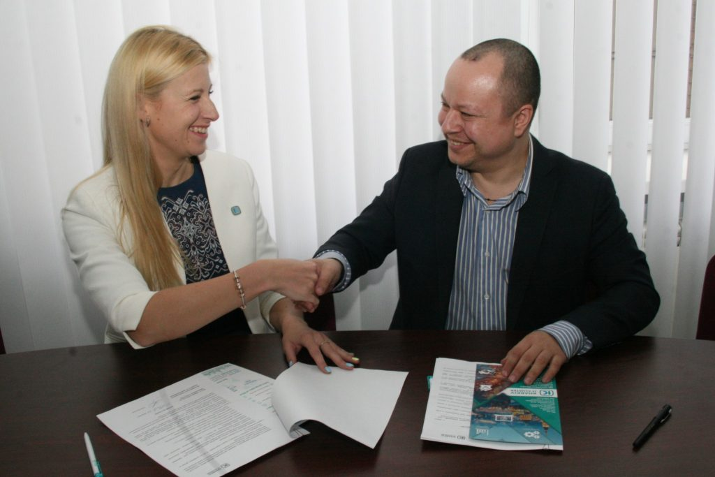 NURE and the Kharkiv IT-cluster signed a Memorandum of partnership and cooperation