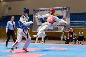 Студент ХНУРЕ став призером чемпіонату України з тхеквондо (ВТФ)