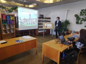 Науковці ХНУРЕ взяли участь у Міжнародній науковій конференції ELNANO - 2019