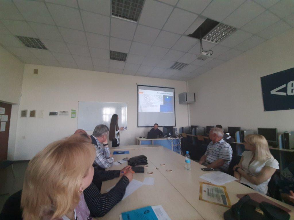 Ученые кафедры БМИ приняли участие в международной научно-практической конференции